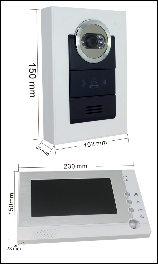 Doorphone Video Intercom