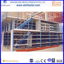 Складское хранилище Стальная мезонинная платформа / Мезонинная стойка / платформа
