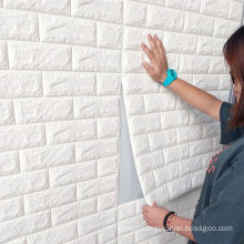 China Wholesale Paint Brush Texture Wallpaper High Quality Wallpaper White Printable
