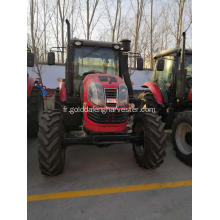 100hp 4WD tracteur gros tracteur agricole