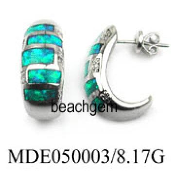 Opal Ohrringe Schmuck (YE00010)