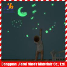 PVC Photoluminescent Film gelten für leuchtende Spielzeug