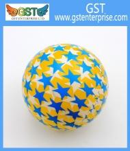 Mini звезда надувные партии пляжный мяч
