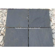 Black Slate Tile for Wall and Floor