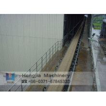 Transporte de transportador de correa - Hengjia caliente equipo de transportación