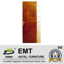 Portes d'hôtels en bois de haute qualité (EMT-HD01)