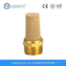 Gute Qualität Messing pneumatische Kupfer Schalldämpfer