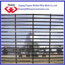 358 seguridad anti-subir valla