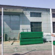 2018 горячей продажи 3D моделей дешевые забор панели сплошные панели загородки сада складывая загородка сада