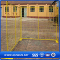 Powder Coated Temporary Wire Mesh Fence Panel