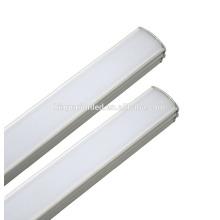 Calidad superior de la tira llevada rígida del perfil de aluminio, iluminación rígida de la barra del perfil de aluminio con dos años de garantía