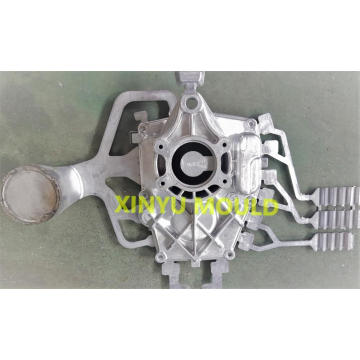 Automobile clutch cover die