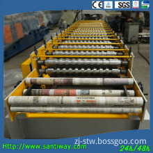 High Quality Roofing Sheet Making Machine China Supplier (STWYX18-76-836)