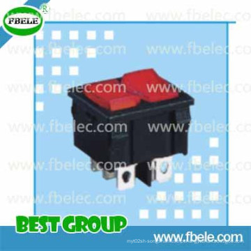 Miniatura Interruptor Iluminado Rocker / Botão Interruptor / Micro Switch Mirs-2101