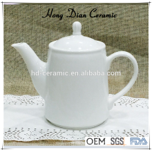 white ceramic tea pot,modern porcelain teapot,ceramic teapot wholesale,460ml ceramic tea pot