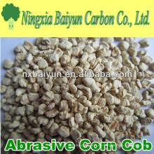 Abrasiv Maiskolben Körnung zum Polieren