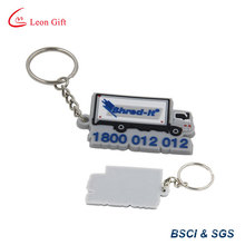 Promotional Gifts Rubber Key Chain for Gift (LM1791)