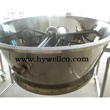 Giantarum High Efficiency Fluidizing Dryer