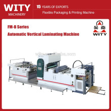 FM-B automatic bopp film laminating machine
