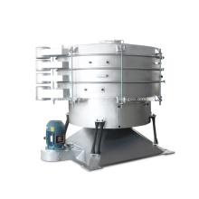Máquina de criba giratoria de acero inoxidable para harina