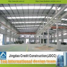 Prefab Steel Structural Building Warehouse Jdcc1016