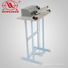 Pie presionando selladora para Hardware de Metal y electrónico dispositivo electrónico calor sellado precio con transformador de aluminio y temporizador para controlar la temperatura