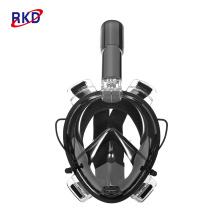 Proteção de ouvido de silicone anti embaçante face 180
