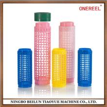 Empty Plastic Textile Dye Springs