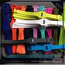 Мода наручные часы спортивные часы цифровые светодиодные часы (ДК-281)