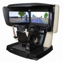 Educational Truck / Car Driving Simulator Machine , Electronic Training Simulator