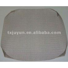 Non-stick PTFE recubierto de fibra de vidrio Mesh Grill Basket