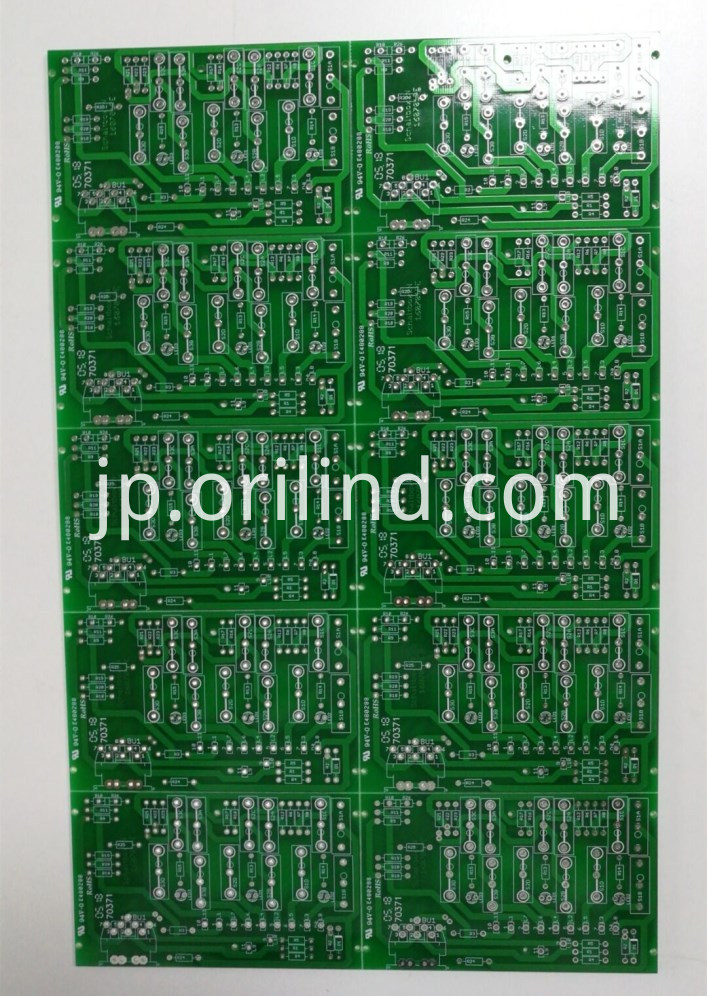 Double-side printed circuit board