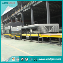 Landglass Flat and Bending Glass Tempering Furnace Machine