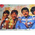 Мозаичный рисунок / изображение мозаики (HMP912)
