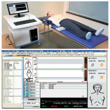 ISO Advanced CPR Manikin mit AED und Trauma Care Training