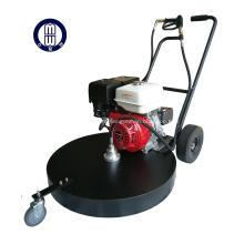 Limpiador de superficies eléctricas con lavadora a presión a gasolina