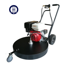 Power Surface Cleaner with Gasoline Powered Pressure Washer
