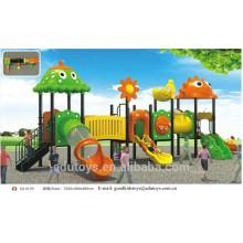 B10199 Outdoor Plastik Spielplatz Spielzeug, Spielplatz Spielzeug