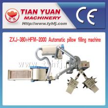 Oreiller automatique Machine de remplissage (ZXJ-380 + HFM-2000)