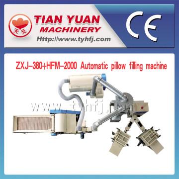 Автоматическое подушку, разливочная машина (ZXJ-380 + HFM-2000)