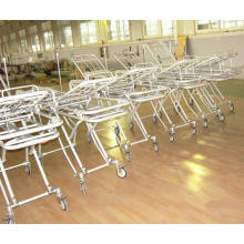 Multifunctional Stretcher Belonging to The Series of Automatic Loading