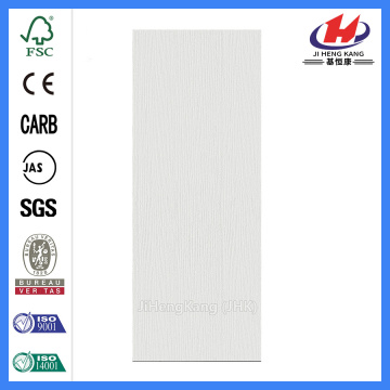 JHK-F02 Smooth  Flush  White Primer Door Skin