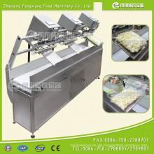 (FSDZ-3) Stromlinienförmige Vakuum- (Gasspül-) Verpackungsmaschine
