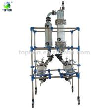 Vacuum high efficient Short Path distillation
