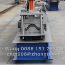 2017 Nuevo tipo teja de aluminio que hace la máquina