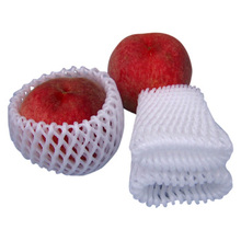 Filet en plastique d'emballage de mousse d'EPE fait sur commande pour le fruit de goyave de mangue d'Apple