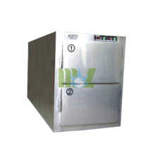 2 Chamber mortuary refrigerator MSLMR02 with Danfoss compressor