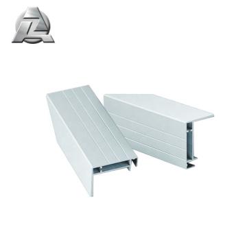 Perfil de extrusión de aluminio a medida para marco de panel de módulo solar