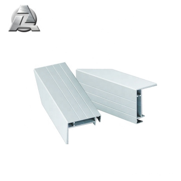 custom aluminum extrusion profile for solar module panel frame