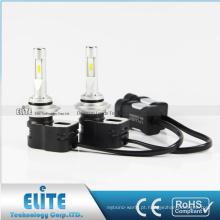 Auto peças dianteiras do sistema de bulbos da conversão do farol 9006W do diodo emissor de luz do caminhão T5 mini